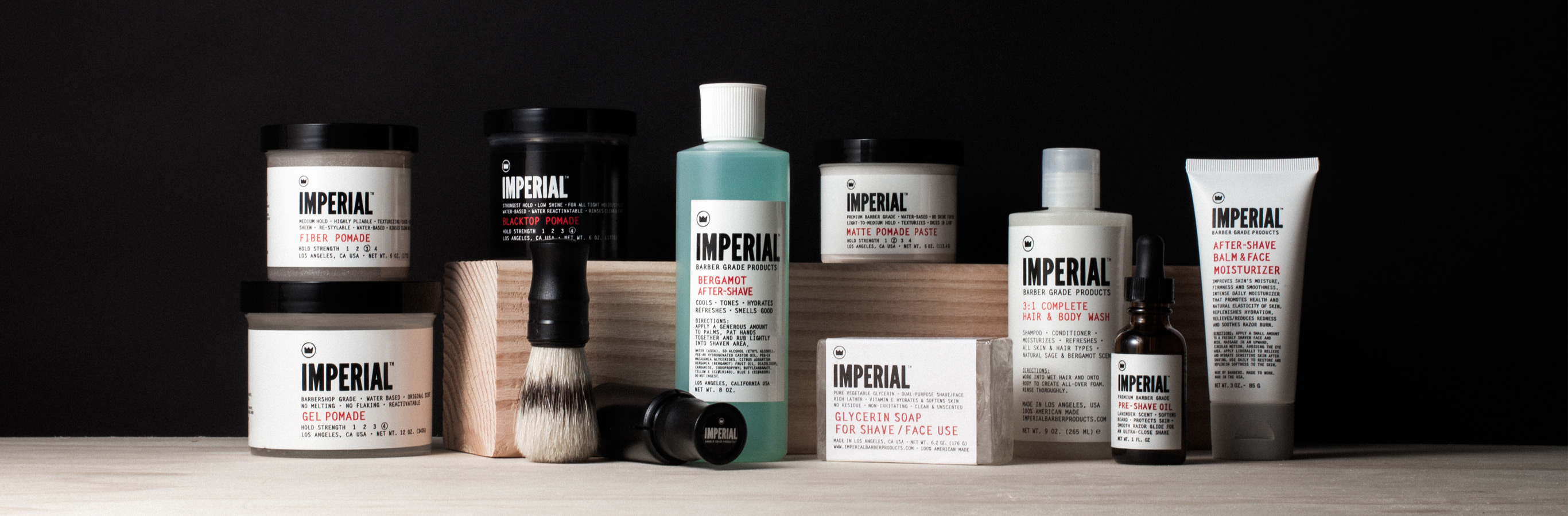 Shop | Imperial Barber Products
