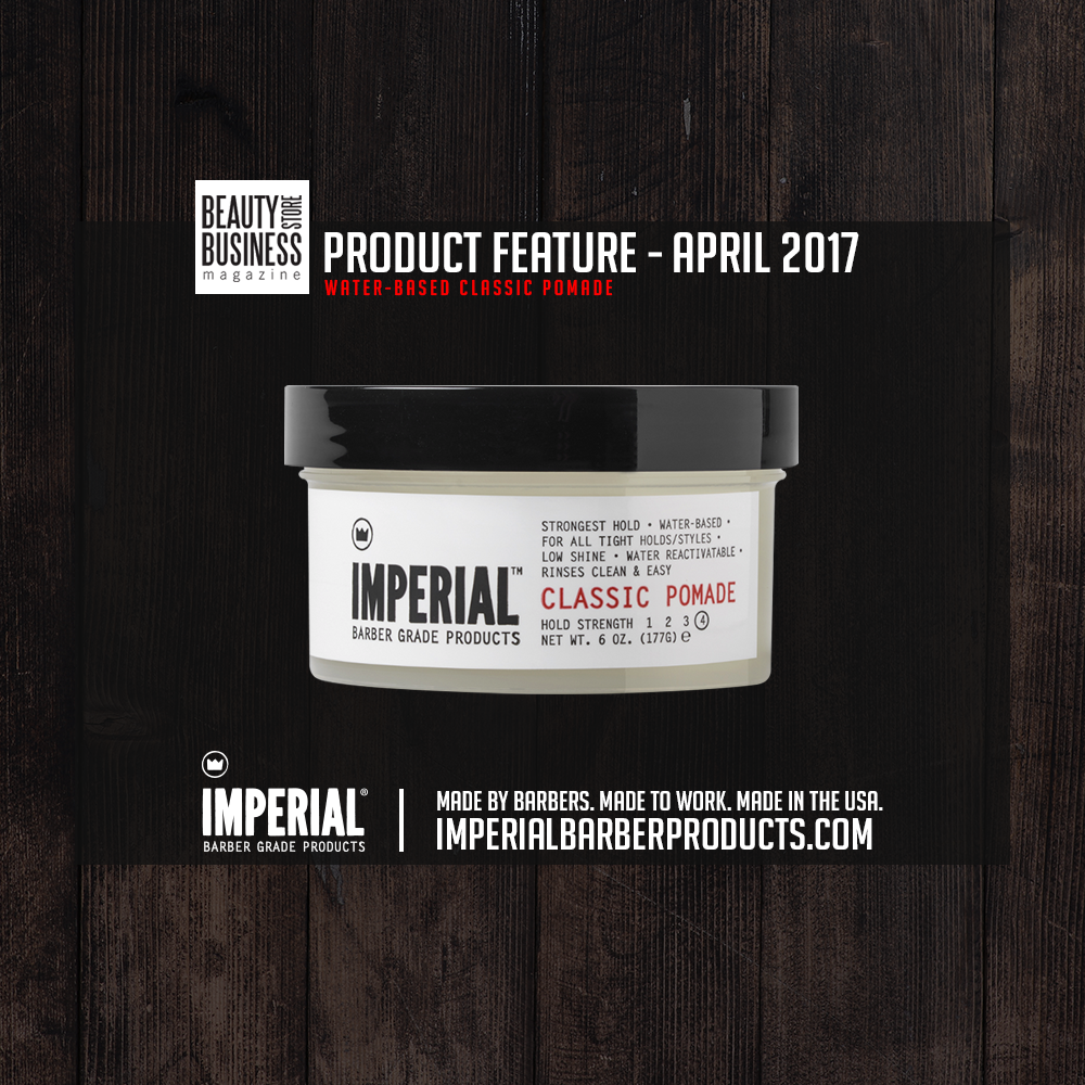 [BEAUTY STORE BUSINESS] Classic Pomade