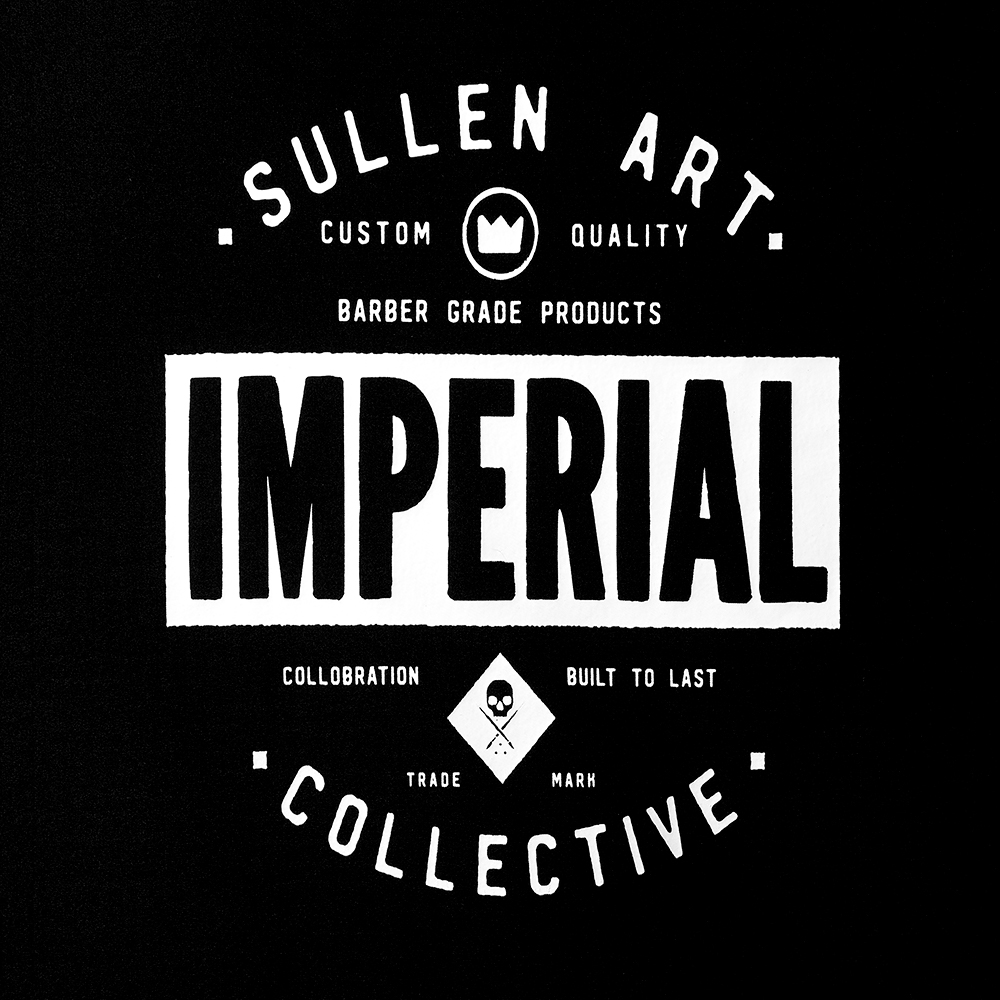 Imperial Barber Cape – Limited Edition [NEW]