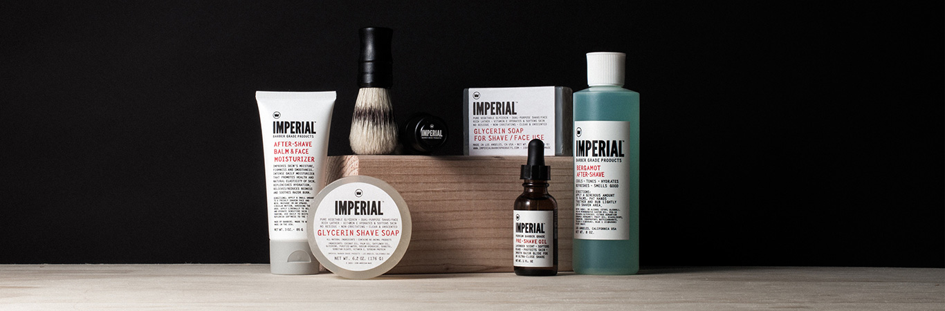Shop Shave Imperial Barber Products
